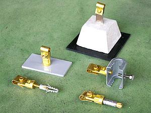 銅導線 銅線取付金物